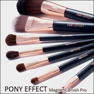 [PONY EFFECT] Magnetic Brush Pro / Shadow / Smudging / Blending / Powder / Cheek and Contour /...