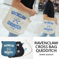 Korea New Trend Fashion RAVENCLAW Quidditch Team Seeker Cross Bag School Travel Sport Shopping Men...