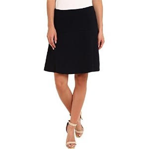 Vince Camuto Womens Fit & Flare Skirt Navy Stone Skirt 0