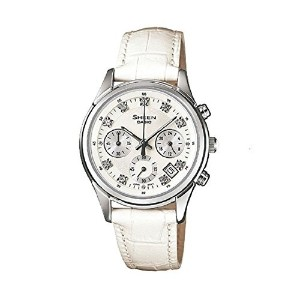 Casio Womens SHE5023L-7A Sheen Watch