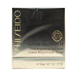 Shiseido Future Solution Lx Total Regenerating Cream for Unisex 1.7 Ounce