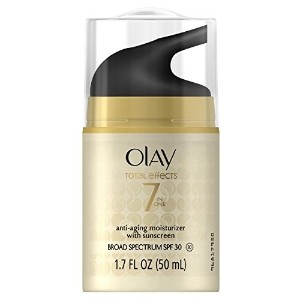Olay Total Effects 7 in one Anti-Aging Moisturizer With SPF 30 1.7 Fluid Ounce