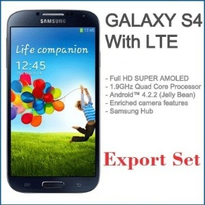 [SAMSUG][SUPER TIME SALE!]SAMSUNG Galaxy S4 4G (LTE) 32GB/4G LTE Full HD (Unlocked)/refurbish!!