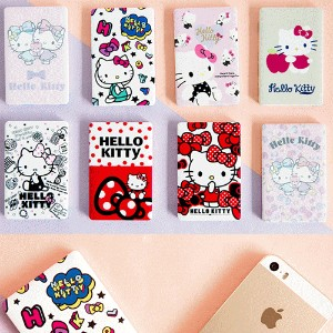 Genuine Hello Kitty 2500mAh Slim Baterry Charger All Mobile All Tablet ハローキティ携帯用バッテリー充電器 アイフォン...