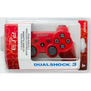 New Wireless Bluetooth Dual-Shock Game Controller for Playstation3 PS3 PS 3