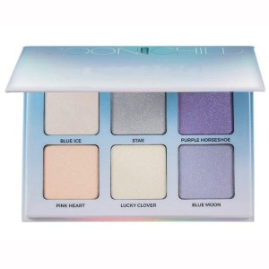 Beverly Eyeshadow Palette Hills MOON CHILD GLOW KIT ABH Highlighter Bronzer Makeup 6 Colors Cosmetic