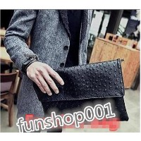 2016 new mens hand bag man bag Korean version of the influx of men business casual envelope clutch...