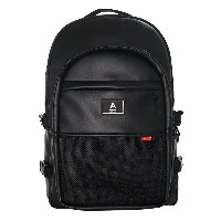 【ABROAD正規品】エービーロード Crazy Backpack (Black)