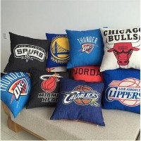 NBA Bryant Curry pillow Clippers Wade Durant Basketball cushion Jordan Knight Iverson cushion