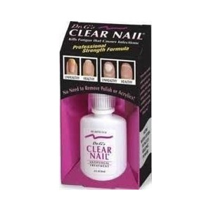 Dr. Gs Clear Nail Antifungal Treatment .6 Fl. Oz. (18ml)
