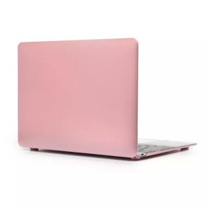 MULBA Pink Metal Hard Case Cover for New MacBook 12 inch Retina Display Case Cover Skin For Apple...