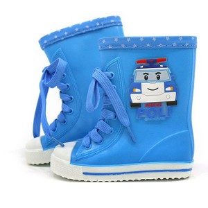 ★Robocar Poli★ Poli Rainboot /Kids Rainboot
