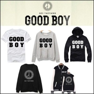GD X TAEYANG GOOD BOY MV 着用のTシャツ/パーカー/ トレーナー/ジャンパー/G-DRAGON/GOODBOY/CONCERT/CROOKED/RINGA LINGA/SOL/