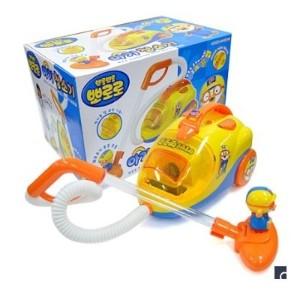 ★Pororo Toy ★Pororo Cleaner / Cealn room with mom~ /