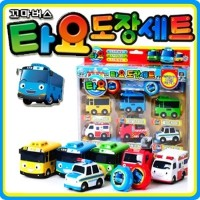 The Little Bus TAYO - Stamp Toy Gift Set