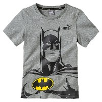 プーマ STYLE BATMAN TEE メンズ Medium Gray Heather