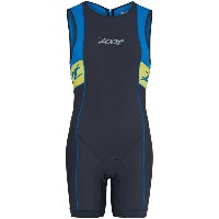 ZOOT PERFORMANCE TRI BACKZIP RACESUIT ブルー
