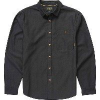 ビラボン メンズ シャツ トップス Billabong Men's Sea Canvas X LS Shirt Stealth