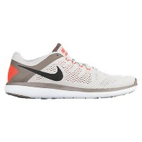 (取寄)ナイキ メンズ フレックス RN 2016 Nike Men's Flex RN 2016 Light Bone Dark Mushroom Hyper Orange Black