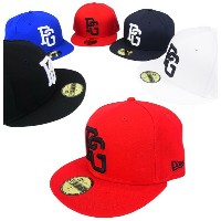 【OUTLET】PEARLY GATES パーリーゲイツNEW ERA 59FIFTY®フラットブリムキャップ7187353/17A