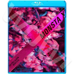 【Blu-ray】? MONSTA X 2017 SPECIAL EDITION ? Beautiful Fighter Be Quiet Stuck ? 【MONSTA X ブルーレイ】