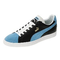 プーマ Basket for KAWASAKI FRONTALE ユニセックス Puma Black-Blue Atoll