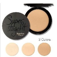 Hot Cosmetic Women Wet +Dry Available Super Stage Fit Powder Cake With Box