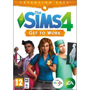 The Sims 4 Get To Work (PC DVD) (輸入版)