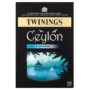 (Twinings) Twinings (UK) Ceylon 50 tea bags