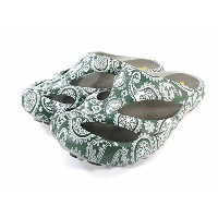 KEEN(キーン)【WOMEN'S】SHANTI with SPECIAL BANDANA Color:GREEN PAISLEY Size:8(25cm)