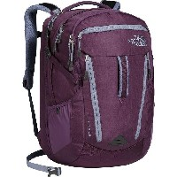 (取寄)ノースフェイス レディース サージ バックパック The North Face Women Surge Backpack Blackberry Wine Heather/Folkstone...