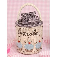 【SALE/10%OFF】Katie CUPCAKE LOVE basket ケイティ バッグ【RBA_S】【RBA_E】【送料無料】