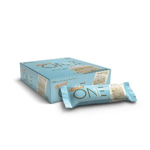 Oh Yeah! One Bar, Birthday Cake, 12 Count (2.12 oz. Per Bar / 25.44 oz. Per Box) by OhYeah!