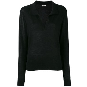 Toteme - cashmere collar jumper - women - カシミア - L