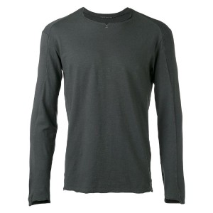 Transit - long sleeve top - men - コットン/リネン - M