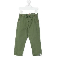 American Outfitters Kids - ドローストリング パンツ - kids - コットン - 6歳