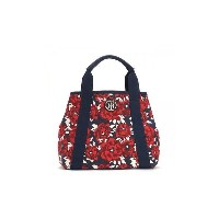 TOMMY HILFIGER(トミーヒルフィガー) トートバッグ 6933129 600 RED/NAVY【ポイント10倍】