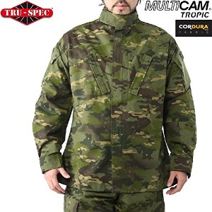 TRU-SPEC トゥルースペック Tactical Response Uniform ジャケット MultiCam Tropic [1327] /tuj020014105 (S-S,...