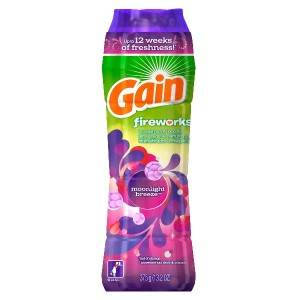 Gain Fireworks In-wash Scent Booster Moonlight Breeze by GAIN