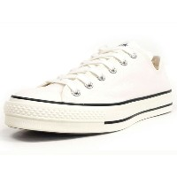 "CONVERSE [コンバース キャンバス オールスター] CONVERSE CANVAS ALL STAR J OX ""made in JAPAN"" WHT (32167430)"