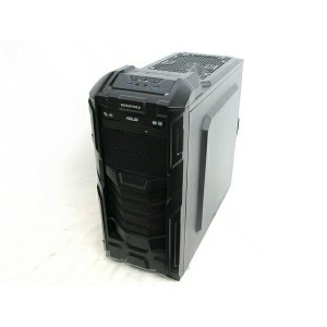 【中古】 自作 i7 4GHz HDD3TB SSD250GB 16GB GTX970 デスクトップ T2015996