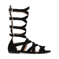 Twin-Set - strapped sandals - women - レザー/スエード - 39
