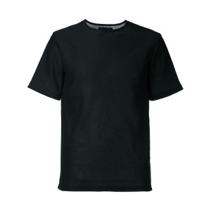 Lemaire - relaxed fit T-shirt - men - コットン - S