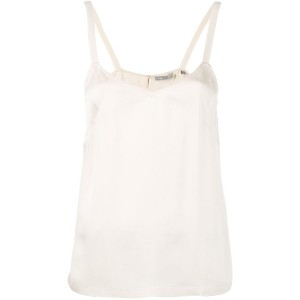 Vince - wide strap camisole top - women - アセテート/ビスコース - XS