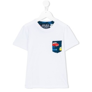 Mc2 Saint Barth Kids - Kea Tシャツ - kids - コットン - 12歳