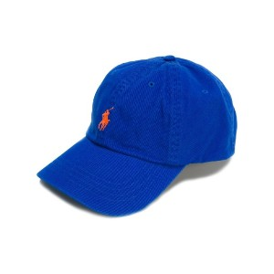 Polo Ralph Lauren - logo embroidered cap - men - コットン - ワンサイズ