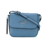 Vivienne Westwood Anglomania - flap crossbody bag - women - レザー - ワンサイズ