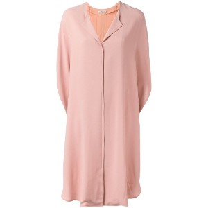 Jil Sander - shirt dress - women - ビスコース - 34
