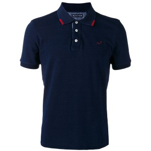 Jacob Cohen - classic polo top - men - コットン - L
