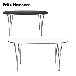 FritzHansen フリッツ ハンセン Fritz Hansen laminate ラミネート加工 Table series - Rectangular Span legs detachable...